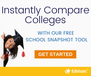 Instantly Compare Colleges School Snapshot Tool