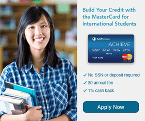 selfscore credit card apply now