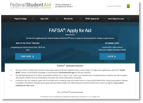 fafsa-on-the-web-screenshot